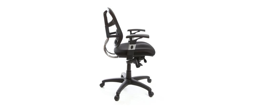 Fauteuil de bureau ergonomique gris UP TO YOU