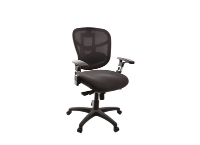 Fauteuil de bureau ergonomique gris UP TO YOU