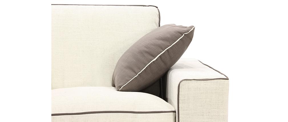 fauteuil design sable d houssable johna miliboo. Black Bedroom Furniture Sets. Home Design Ideas