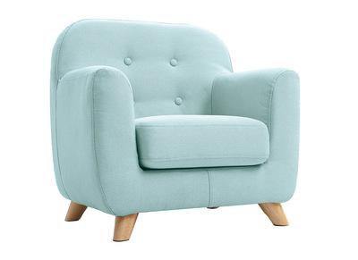 fauteuil enfant metal gris miliboo. Black Bedroom Furniture Sets. Home Design Ideas