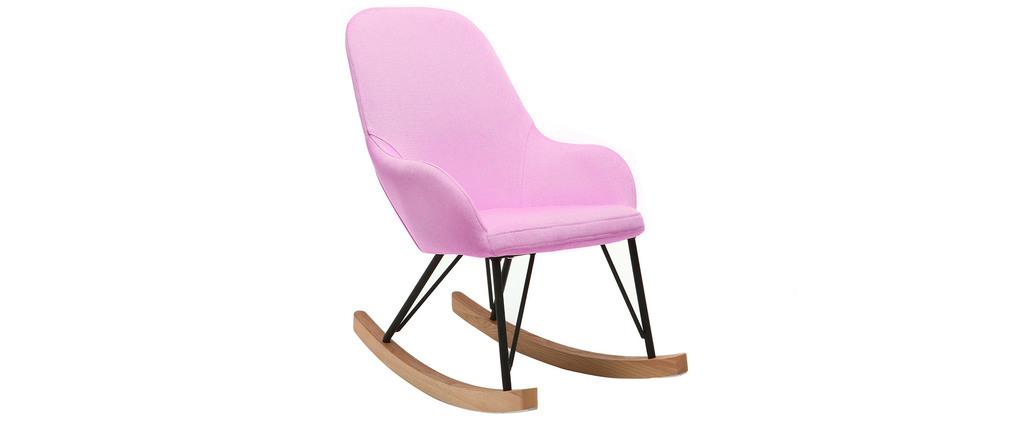 Prix des fauteuil rose - Rocking chair alinea ...
