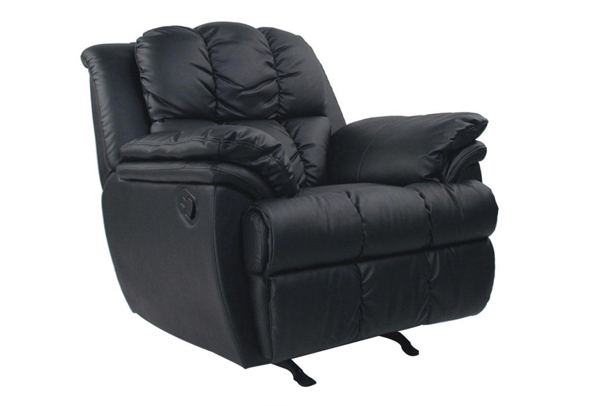fauteuil relax friends miliboo. Black Bedroom Furniture Sets. Home Design Ideas