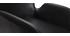 Fauteuils vintage avec pieds métal noirs (lot de 2) TIKA