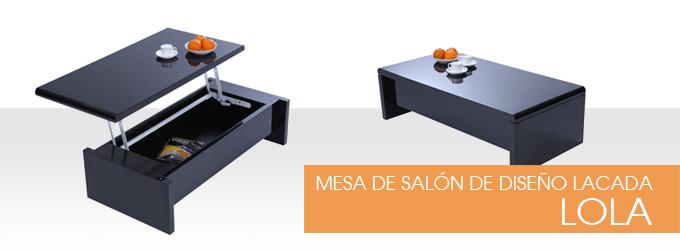 Mesas bajas de dise o nuestras mesas cuadradas redondas - Mesas bajas de salon cuadradas ...