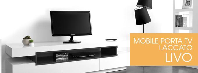 Mobile TV design: scopri i nostri mobili TV design - Miliboo - Miliboo