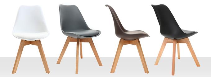 Chaise l 39 univers de la chaise pas cher design miliboo - Chaises pas cher design ...