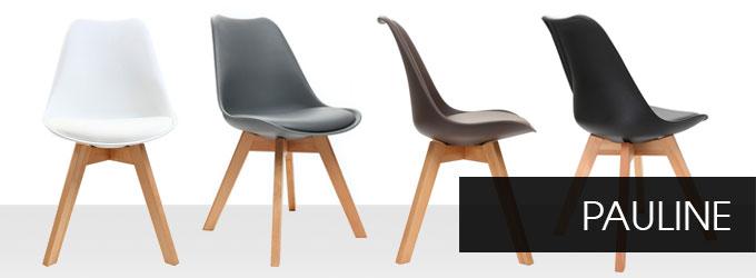 Sedie design economiche scopri la sedia moderna miliboo for Sedie da pranzo economiche