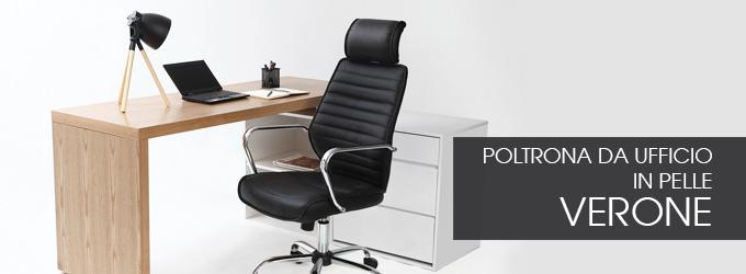Poltrona da ufficio: poltrone da ufficio design ed economiche ...