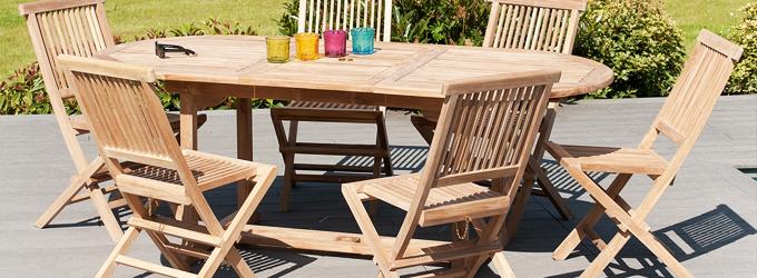 Salon de jardin : meubles et mobilier de jardin - Miliboo