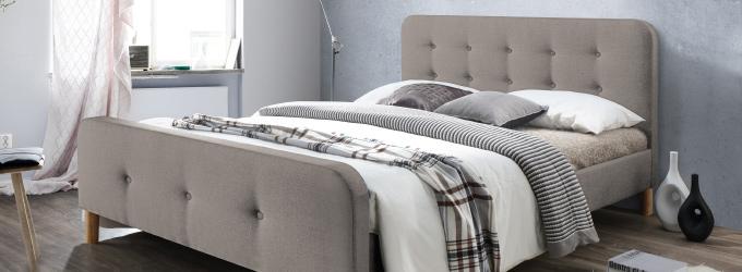 Meubles Chambre à coucher blanc - Miliboo