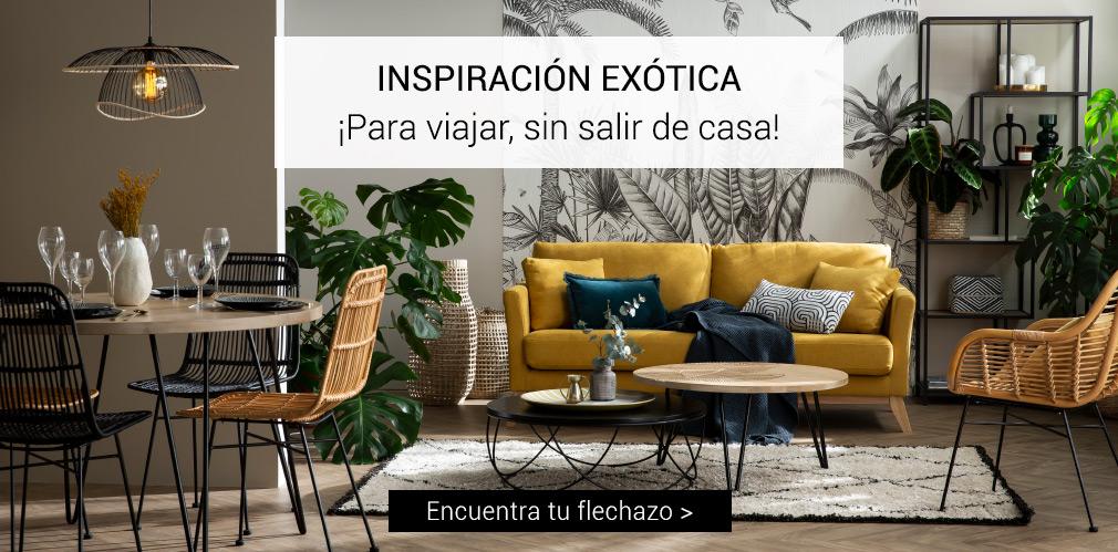 INSPIRACIÓN EXÓTICA