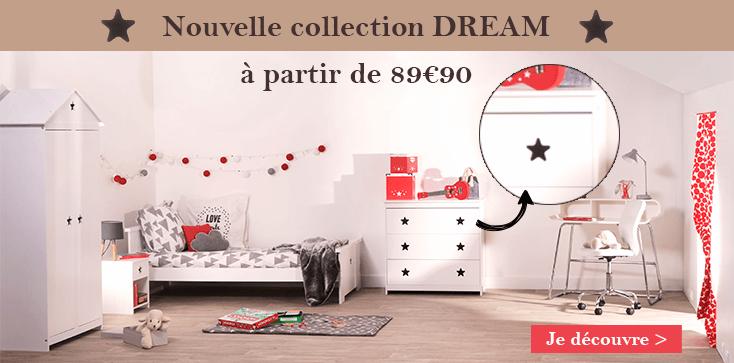 Nouvelle collection Dream !