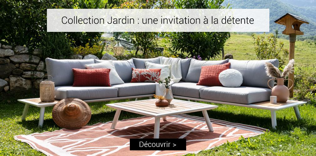 Collection Jardin : une invitation à la détente
