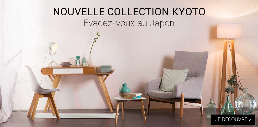 Nouvelle collection KYOTO