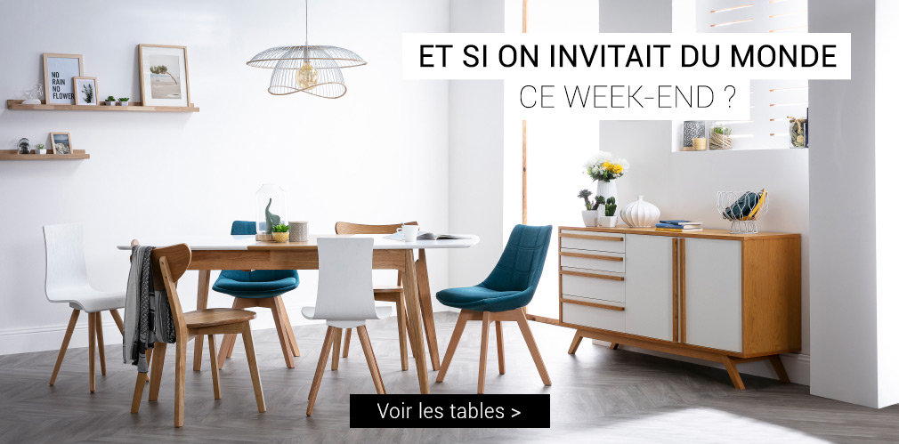 Et si on invitait du monde ce week-end ?