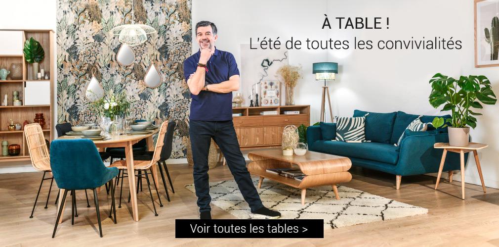 A table ! L'été de toutes les convivialités