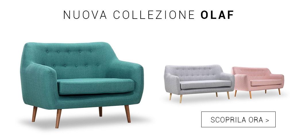 olaf divano