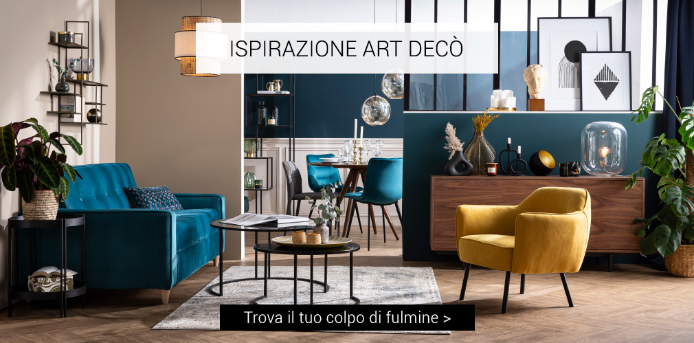 ISPIRAZIONE ART DECÒ