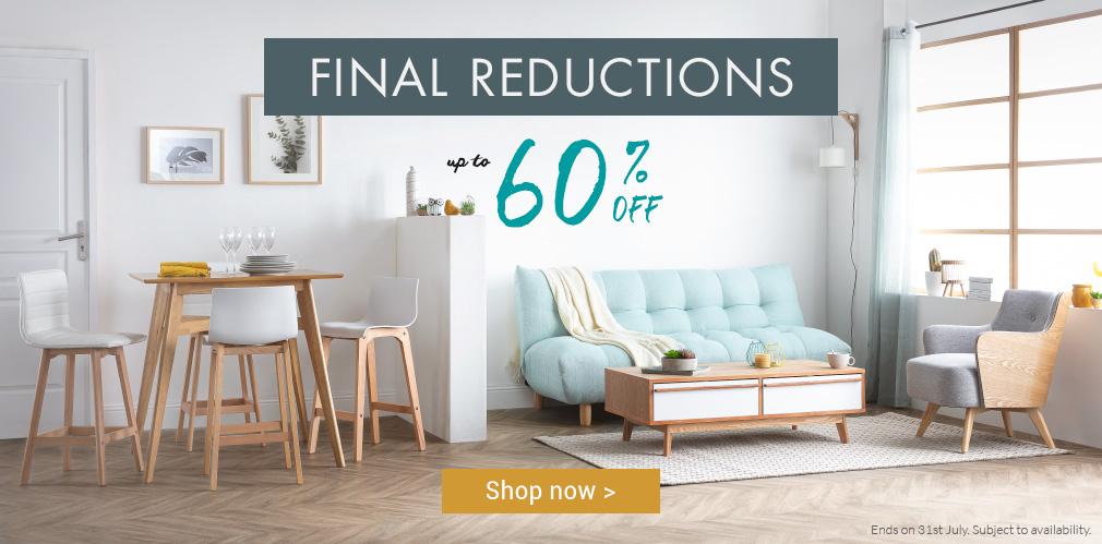 Soldes : jusqu'à -50% !