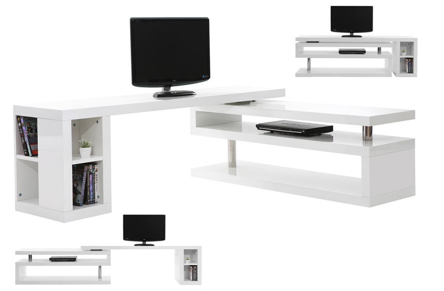meuble tv bureau if12 jornalagora. Black Bedroom Furniture Sets. Home Design Ideas