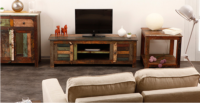 meubles tv trouvez un meuble tv pas cher miliboo. Black Bedroom Furniture Sets. Home Design Ideas
