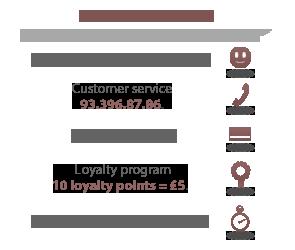 Miliboo service