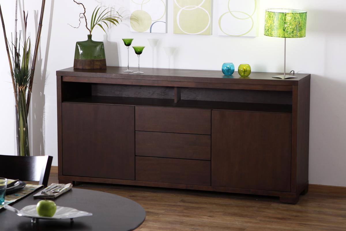 buffet bas design tous les objets de d coration sur elle maison. Black Bedroom Furniture Sets. Home Design Ideas