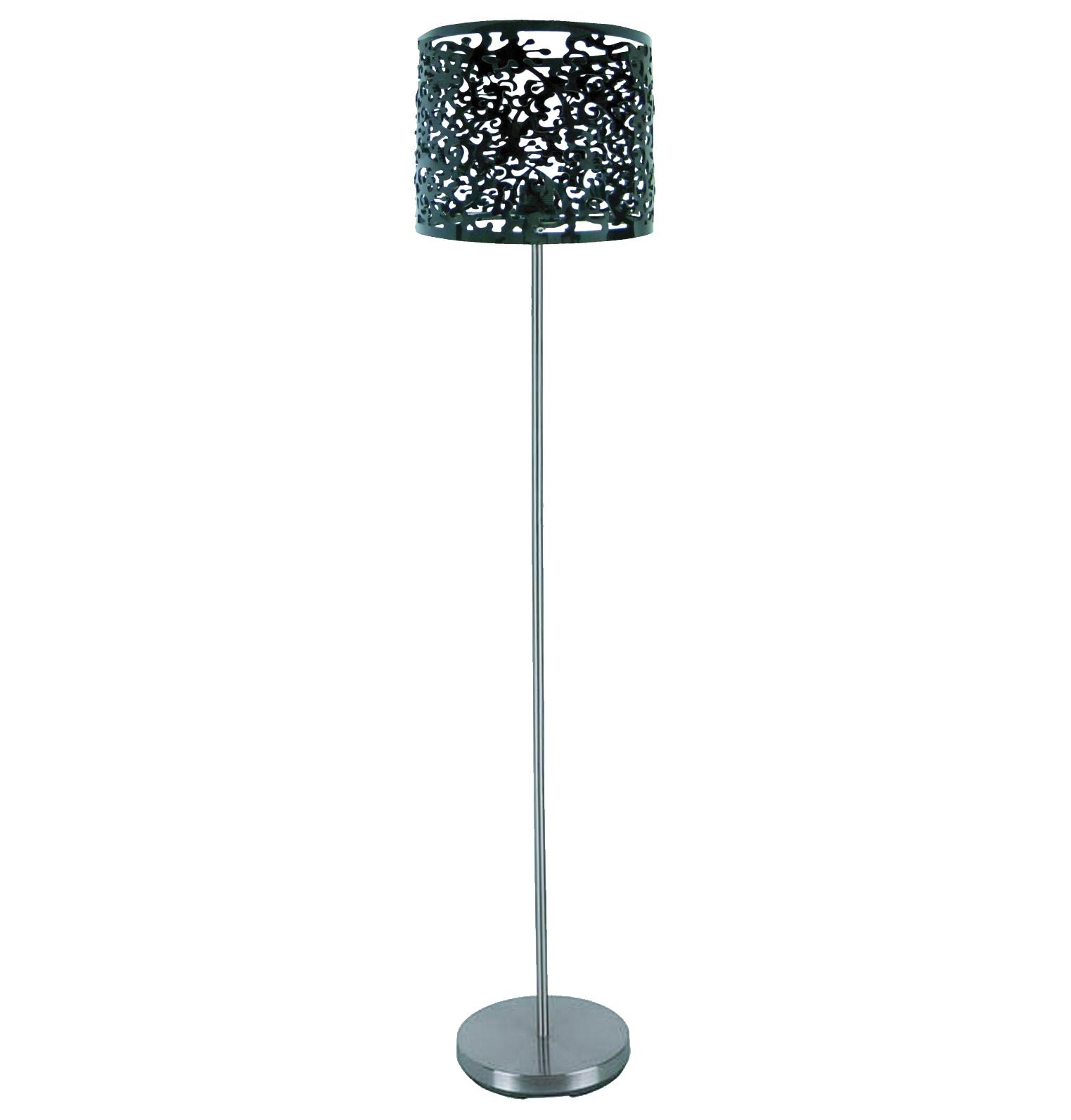 lampadaire contemporain m tal tous les objets de. Black Bedroom Furniture Sets. Home Design Ideas