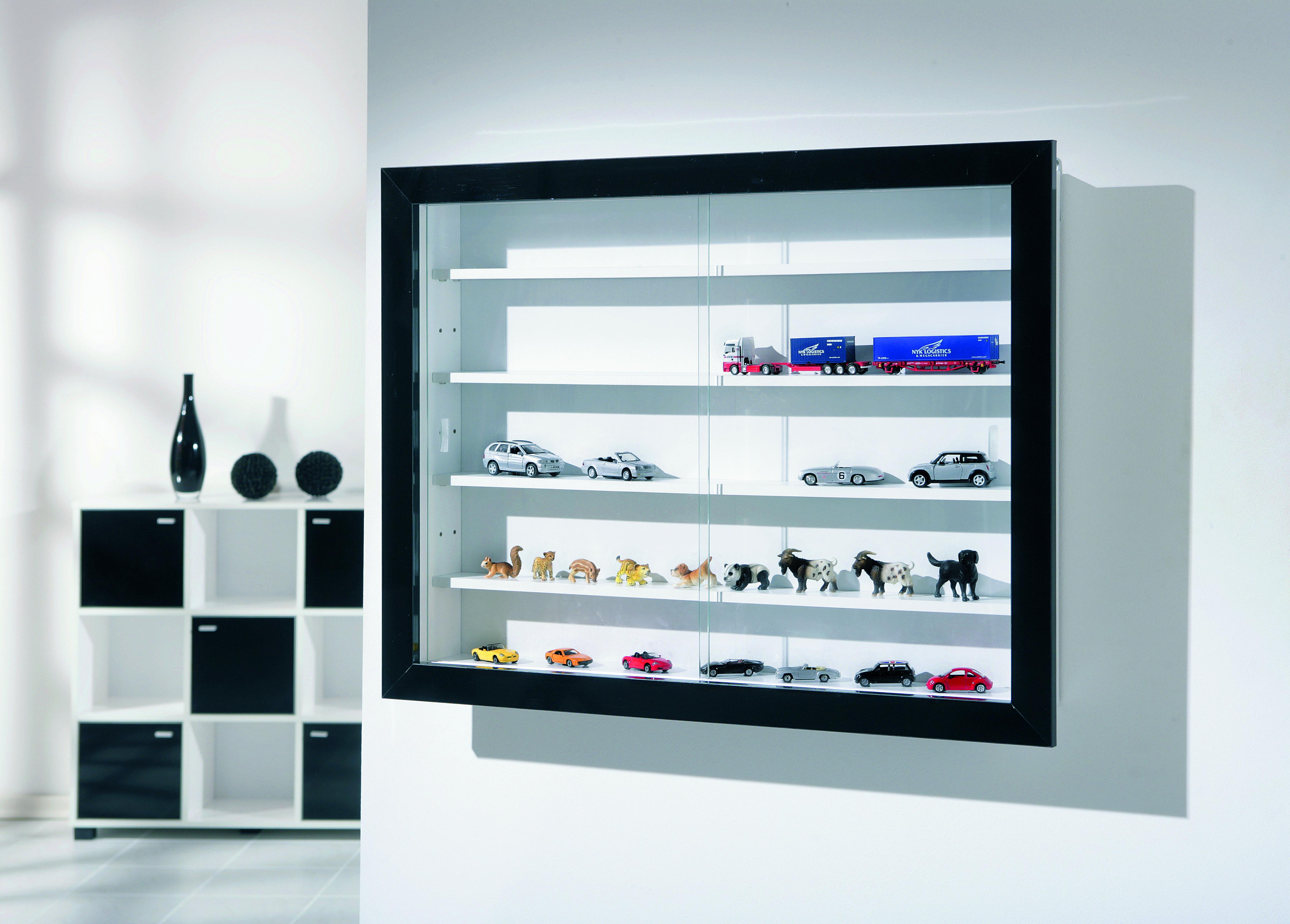 vitrine noir tous les objets de d 233 coration sur maison