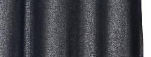 rideau 140 x 260 lin et coton noir strass miliboo. Black Bedroom Furniture Sets. Home Design Ideas