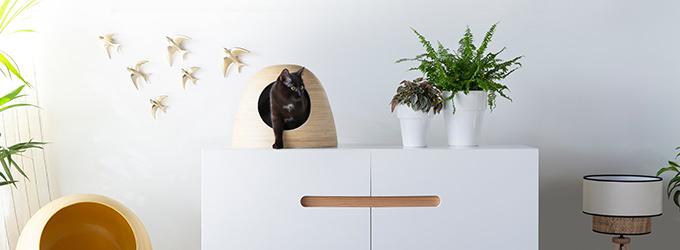 Niche pour chiens et chats
