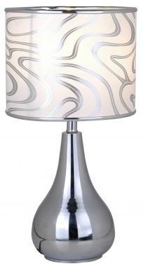 Lampe tactile blanche moderne KEA