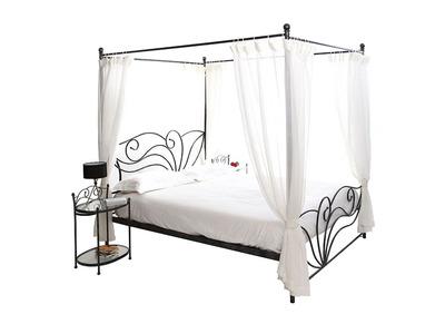 Lit adulte d couvrez tous nos lits adulte pas cher miliboo miliboo - Lit baldaquin 140x190 ...