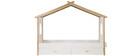 Lit cabane enfant design 90x190 BIRDY