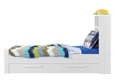 Lit enfant un large choix de lits enfant pas cher miliboo miliboo - Sommier tiroirs rangement ...