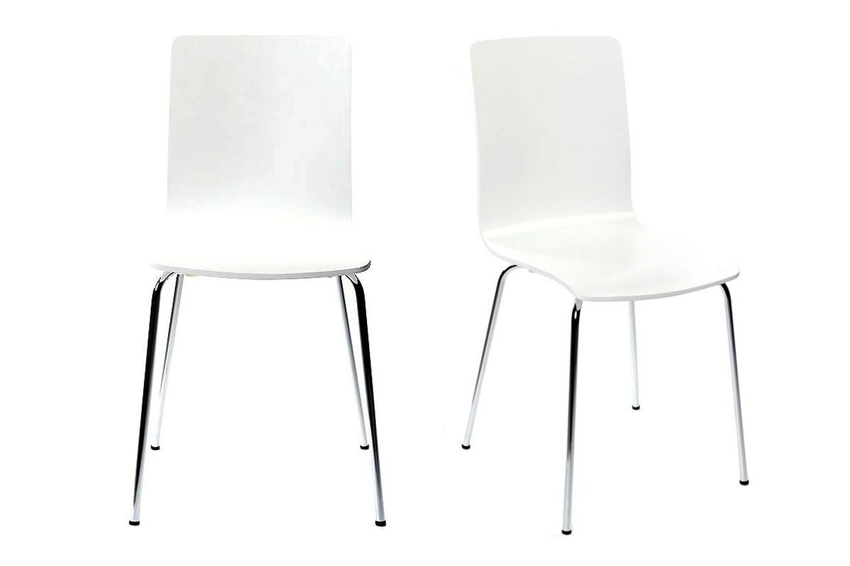 Chaise guide d 39 achat - Chaises de cuisine blanches ...