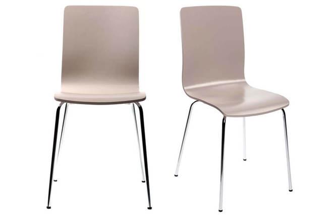 Chaises de cuisine blanches cuisine grise et blanche for Ensemble table ronde et chaise de cuisine