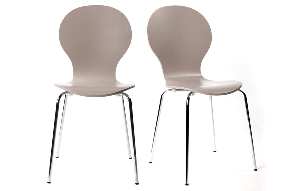 Shopping portail free - Chaises empilables design ...