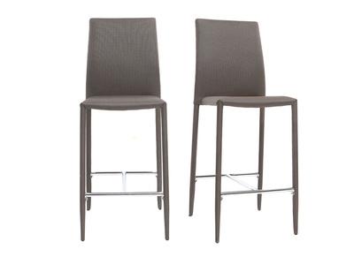tabouret de bar design et pas cher miliboo. Black Bedroom Furniture Sets. Home Design Ideas