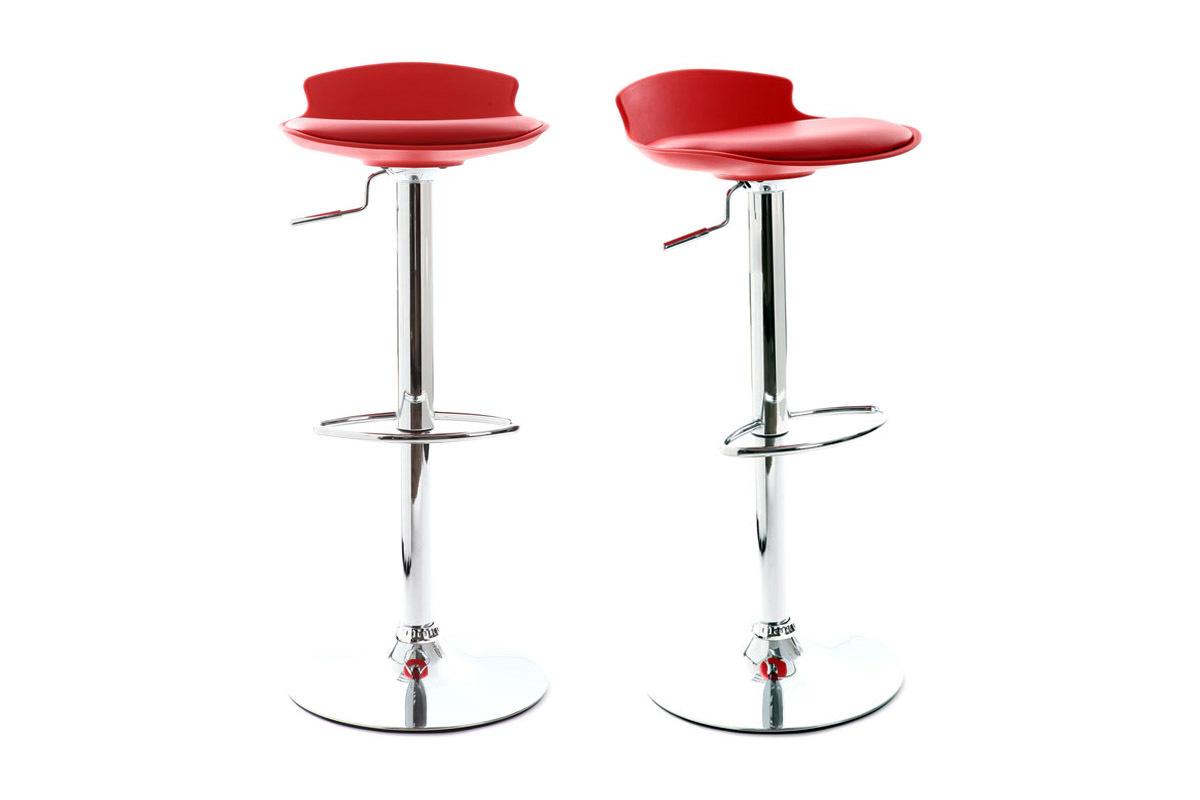 tabouret de bar rouge pas cher excellent je veux trouver. Black Bedroom Furniture Sets. Home Design Ideas