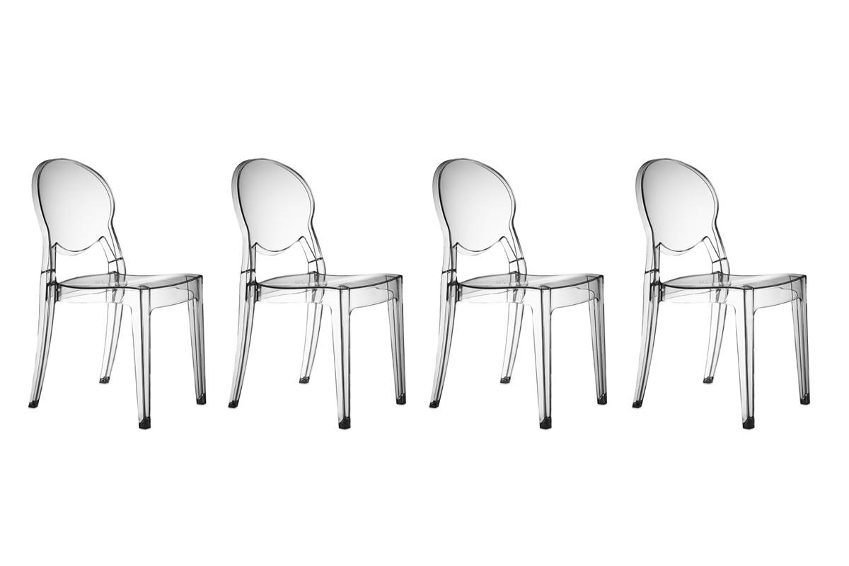 chaise polycarbonate pas cher. Black Bedroom Furniture Sets. Home Design Ideas