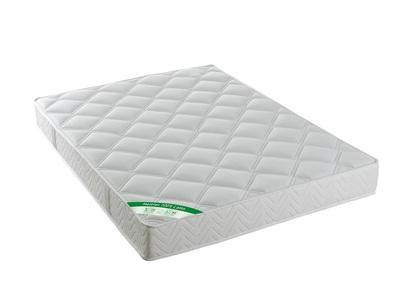matelas sommier 140x190 en latex ou en mousse miliboo. Black Bedroom Furniture Sets. Home Design Ideas