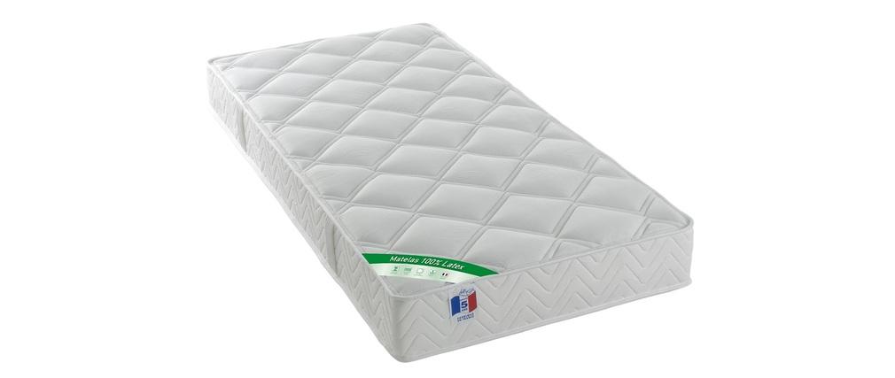 Matelas latex 90x190 confort LOA