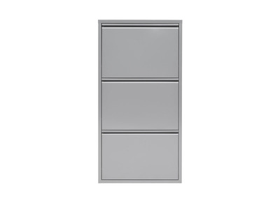 excellent meuble chaussure metal gris with meuble chaussure fly. Black Bedroom Furniture Sets. Home Design Ideas