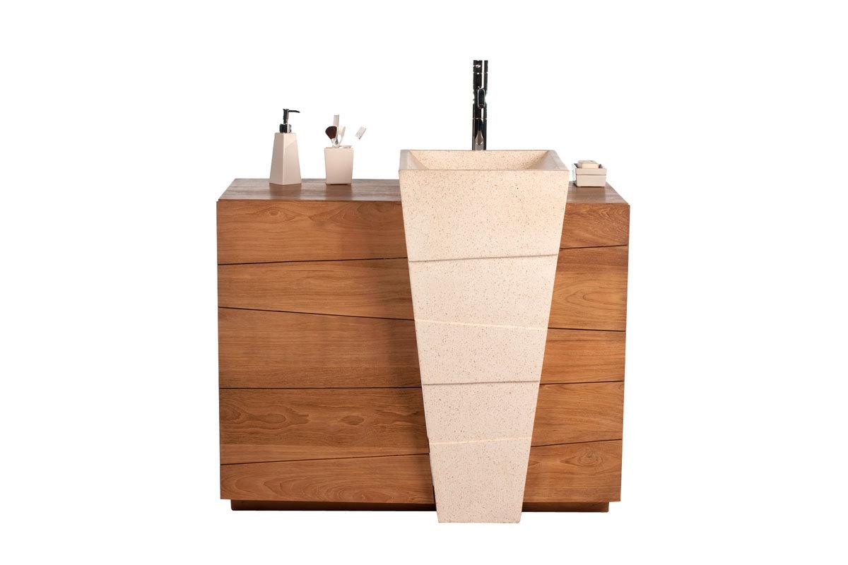 Horloge Salle De Bain Design : Meuble de salle de bain pas cher ...