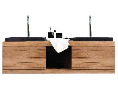 Meubles de salle de bain industriel et loft avec Miliboo