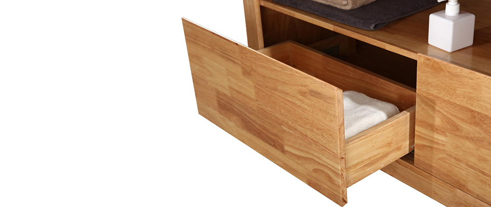 Meuble de salle de bain vasque meuble sous vasque for Meuble vasque miroir salle bain