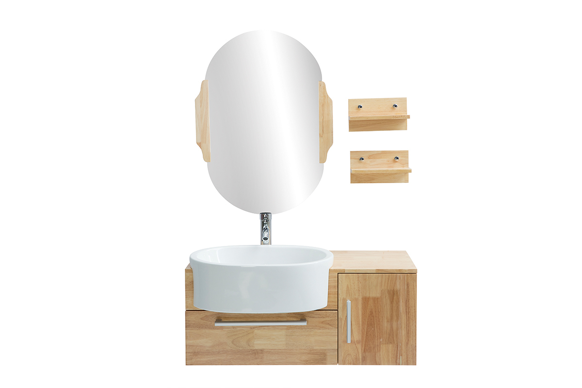 Meuble sous lavabo 3 for Miroir salle de bain montreal