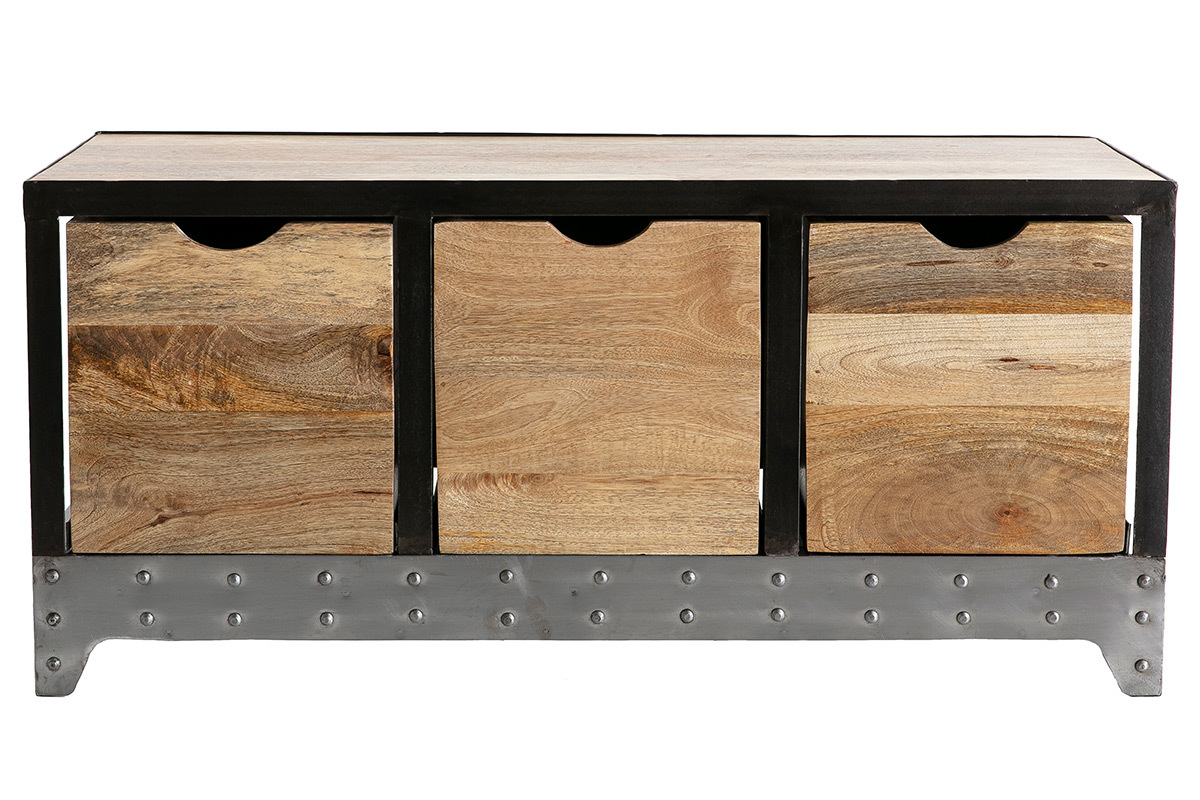 Prix des meuble salle manger 2 for Meuble salle a manger bois metal