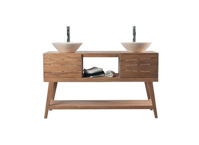 soldes meuble salle de bain pas cher avec ou sans vasque miliboo. Black Bedroom Furniture Sets. Home Design Ideas